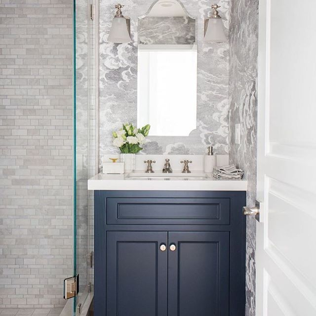 Best Dunn Edwards White Paint For Kitchen Cabinets: 91 Best Bathroom Inspiration Images On Pinterest