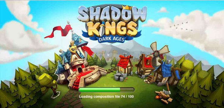 Shadow Kings – Dark Ages – Online Tarayıcı Oyunu