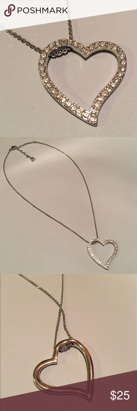 Swarovski heart pendant Swarovski heart pendant Swarovski Jewelry Necklaces