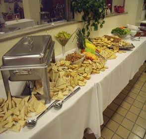Catering Available At Vitters