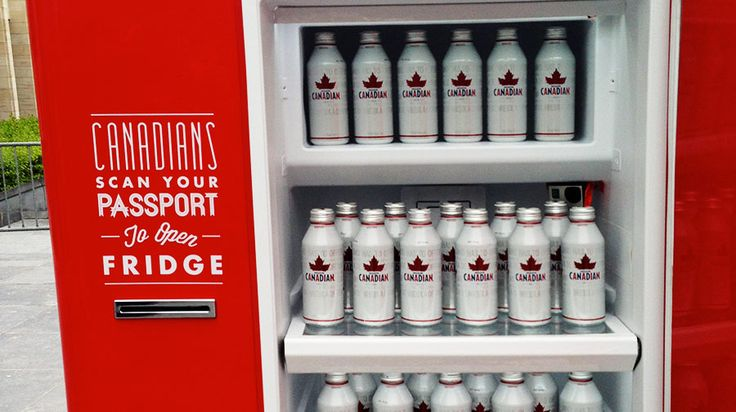 'I Am Canadian' - Molson Canadian