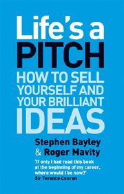 The pitch is the absolute essence of modern business. Ideas are the most valuable commodity in the modern economy and it is human skill which develops them. In pitching for new business, ideas and emotional intelligence dominate. However the skills of the pitch are not only relevant to the world of business, rather they apply to just about every significant personal transaction in your life...  Life's a Pitch tells you how to handle human transactions, from tricky business presentations ...