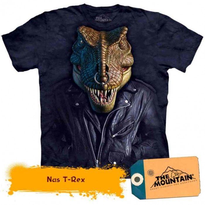Tricouri The Mountain – Tricou Nas T-Rex