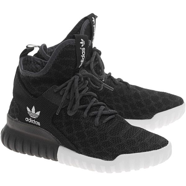 ADIDAS ORIGINALS Tubular X Prime Knit Black // High sneakers (2 425 ZAR)
