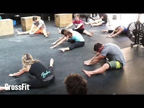 Compression Awareness in the Press to Handstand - YouTube