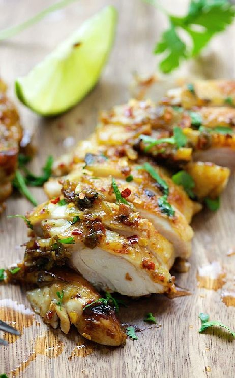 Low FODMAP and Gluten Free Recipes -  Lemon and lime chicken with cilantro rice  ---  http://www.ibssano.com/low_fodmap_recipe_1lemon_lime_chicken_cilantro_rice.html