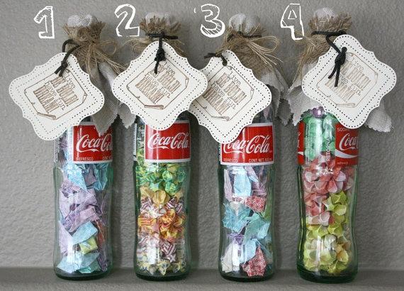 Glass Coke Bottle Crafts 10 Gorgeous Diy Christmas Décor Ideas To