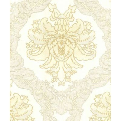 Buy Puffin Vintage Luxury Damascus Wall Paper PVC Embossed Textured Wallpaper Roll Home Decoration Cream-white Color Qh-wallpaper 0.53m*10m=5.3  by undefined, on Paytm, Price: Rs.1350?utm_medium=pintrest