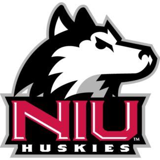 Northern Illinois Huskies Football Team Logo