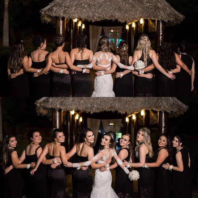 MADRINHAS DE PRETO - Madrinhas de casamento