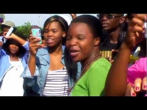 KFC South Africa Flash Mob #Africa #FlashMob #Flash #Mob
