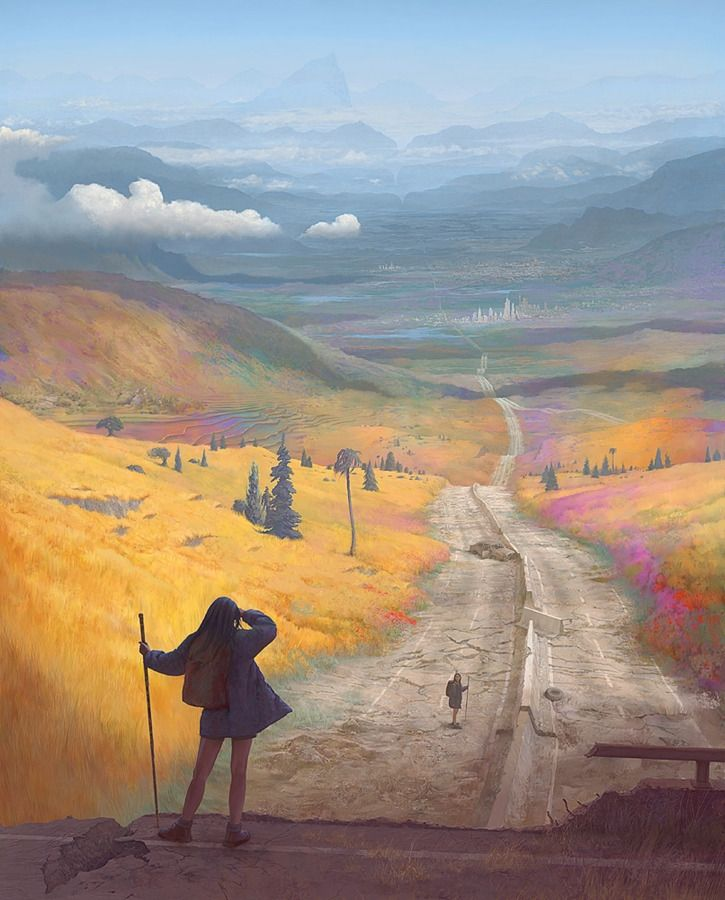 The Journey Begins by Stahlberg [cghub] Psalm 84:5-7 <3