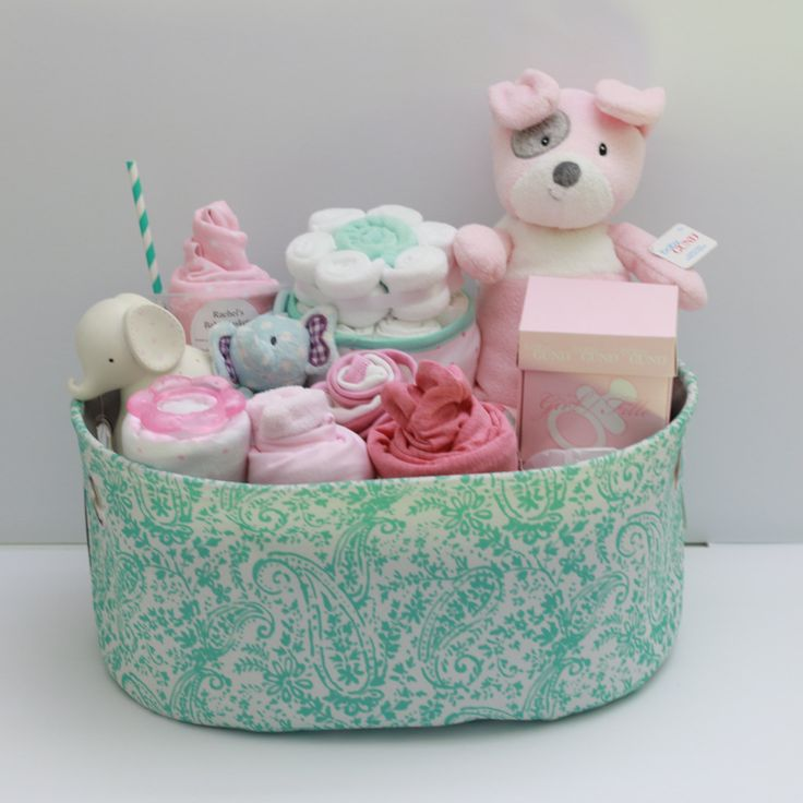 Girl Baby Shower Gift Baskets: 25+ Best Baby Girl Gift Baskets Ideas On Pinterest