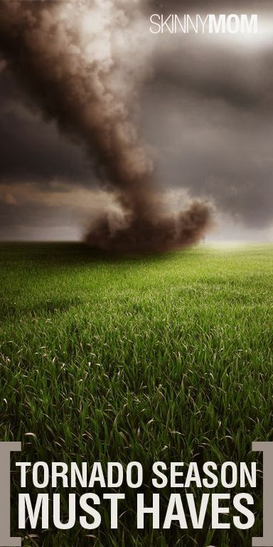Tornado Season Must Haves! Repin this so as many people can see it as possible! Very important information especially for parents with children! Be prepared because you will never know when one of these will hit!