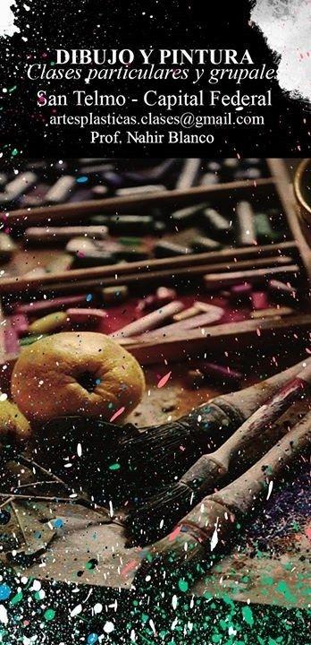 Esta dirigido a personas sin conocimientos previos que quieran aprender a pintar, dibujar y desarrollar su potencial expresivo.   Clases particulares y grupos reducidos. +info: artesplasticas.clases@gmail.com