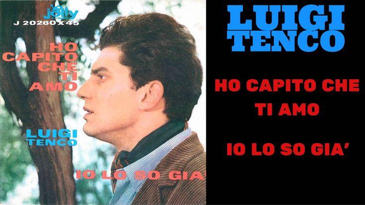 Luigi Tenco - Ho capito che ti amo - 1964
