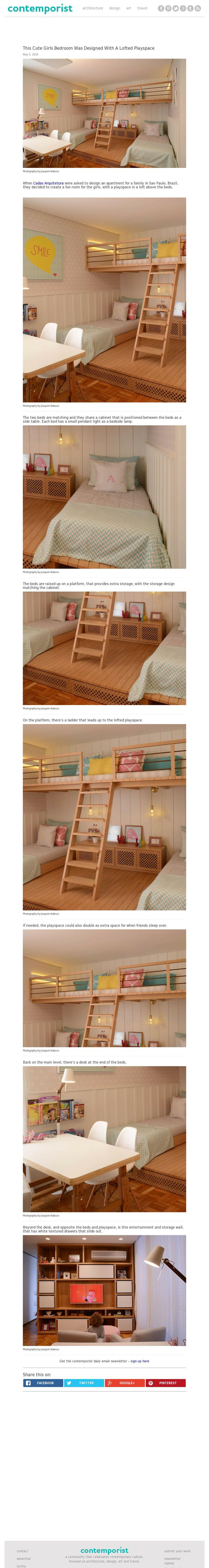 This Cute Girls Bedroom Was Designed With A Lofted Playspace  Girls bedroom ideas, loft ideas, kids bedroom ideas, bunk bed ideas, lofted beds for kids