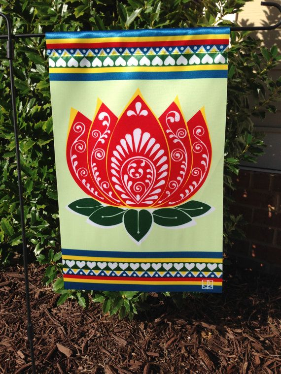 "FESTIVAL SEASON SALE! Original price $14 per flag. - Material satin - Size 10""x15, hand washable. - Printed single side with heat sublimation for vibrant durable colors that are weather resistant. - Colors may vary slightly from the way they appear on computer screen. - Hardware or"