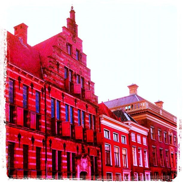 Red Bricks. Photo from the Instacanvas gallery for dsm1972.