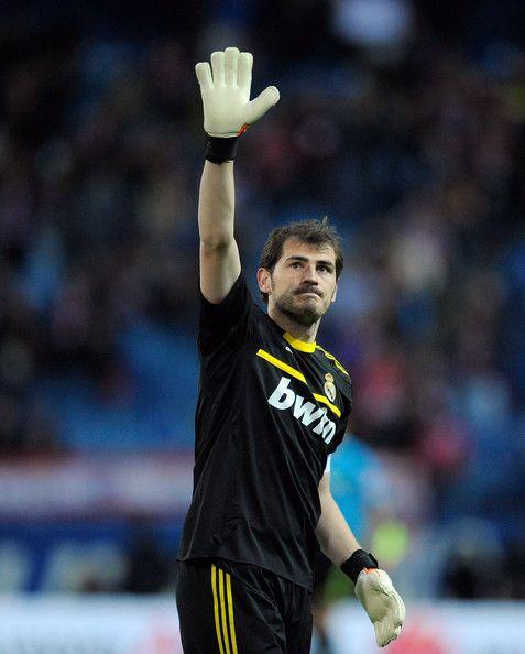 Iker Casillas Photos - Club Atletico de Madrid v Real Madrid CF - Liga BBVA - Zimbio