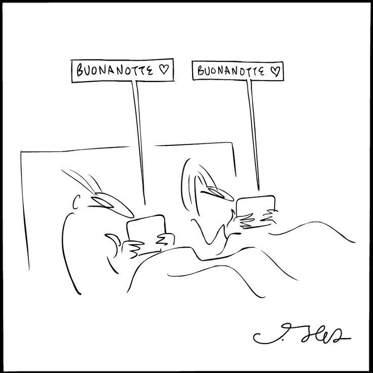 #Buonanotte #Goodnight #sketch #JoshuaHeld #comics