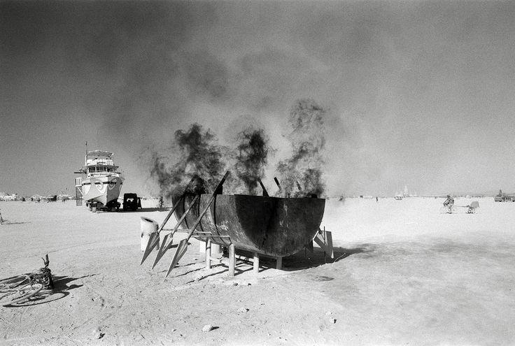 """""""Burning Man"""" by Anton Izyumtsev"""