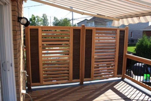 Best 25 Privacy Deck Ideas On Pinterest Patio Privacy
