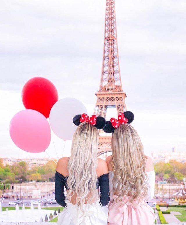 33+ Peinados que Puedes Hacerte con tu Mejor Amiga o Hermana – Nadine P
