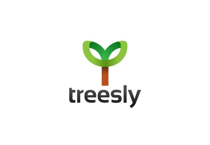 Create a logo for an eco-friendly forestry and agriculture company by c032h*