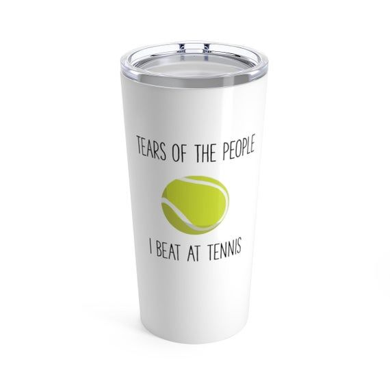 Tennis Gifts Tennis Player Gift Ideas Tennis Coffee Mug Tennis Coach Gift Tennis Captain Cups Tumbler For Him Trump Gift For Men For Her Tennis Gifts Coach Gifts Tennis Players