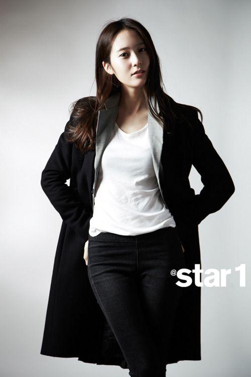 Krystal Jung and Sulli f(x) @Stacy Stone Stone Wilkins Magazine April 2013