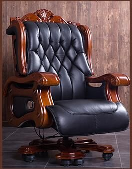 Chief executive chair. Office chair. Computer chair can be used to massage the boss chair