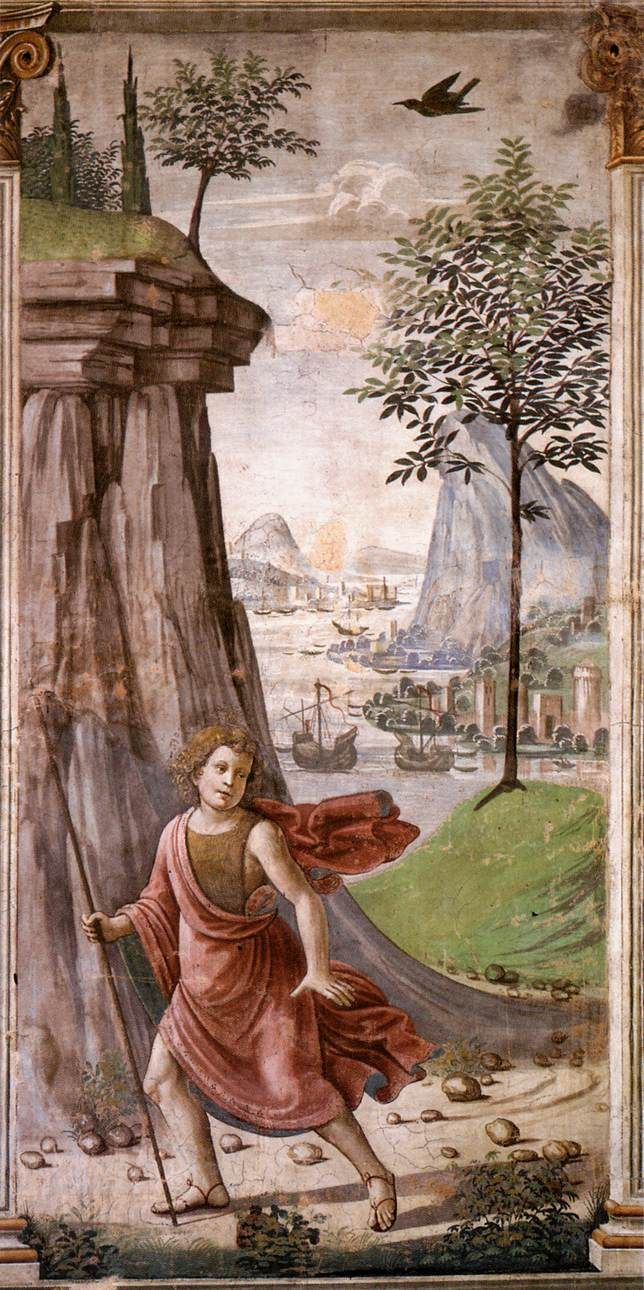 801 best painting italy 14th and 15th century images on for Clarks mural fresco