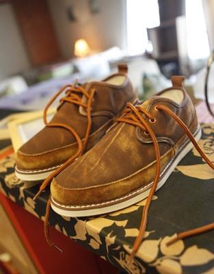 Art Mens casual shoes mens lace shoes
