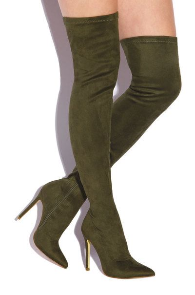 Sultry Touch - Olive