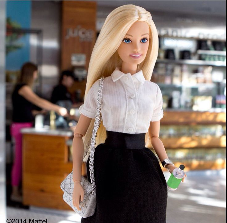 Picture Only Fashion Week Barbie Pinterest