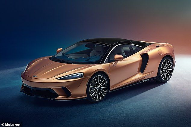 Mclaren S Gt Is A 203mph Supercar With Room For A Set Of Golf Clubs Super Cars New Mclaren Car Car