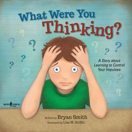 This hilarious book for grades K-6 teaches children about learning to control their impulses.