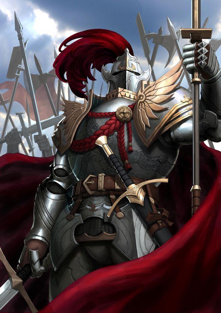 Fantasy Medieval Knight 25+ best Knight armor ...