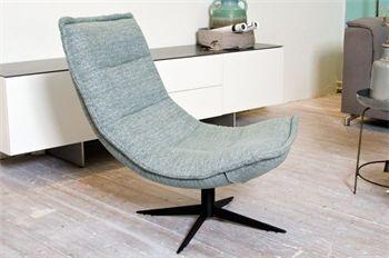 Fauteuil en hocker Spider: Fauteuils: Woonn, de leukste woonwinkel in Groningen voor meubelen en woonaccessoires