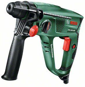 Bosch Perforateur «Universal» PBH 2500 SRE avec coffret, mandrin, set de 6 forets SDS-plus 0603344402