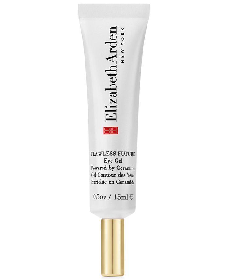 Elizabeth Arden Flawless Future Powered by Ceramide Eye Gel, 0.5 oz - Skin Care - Beauty - Macy's