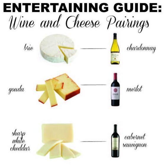 シャルドネにはブリー、メルローにはゴーダ! 絶対役に立つ「ワインとチーズ」の好相性組み合わせ表