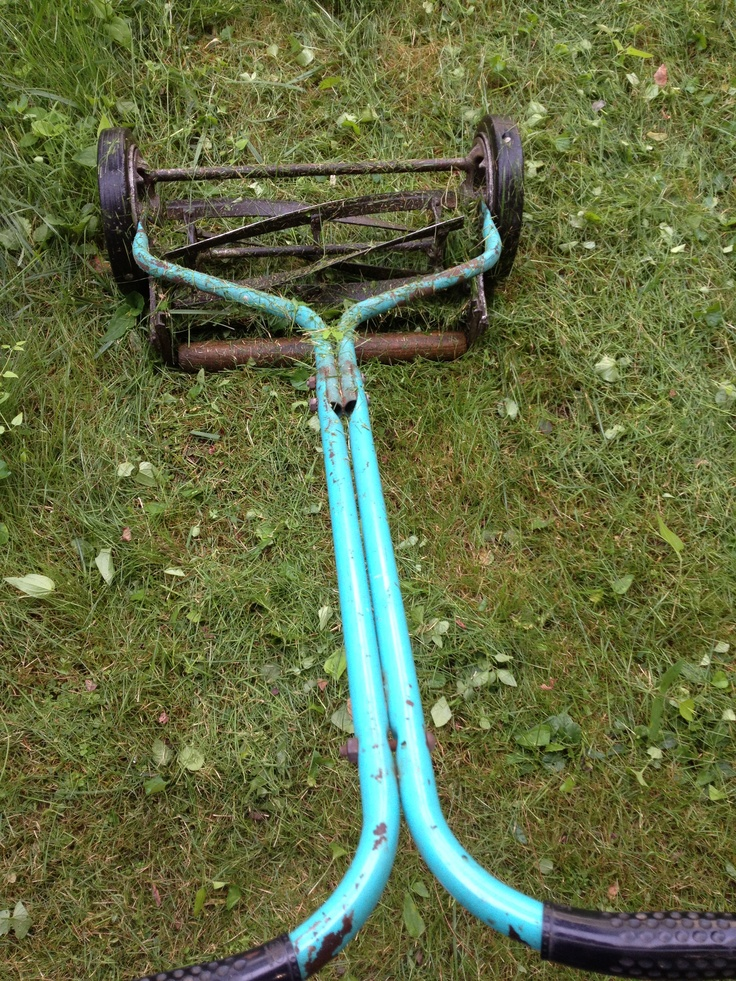 17 Best Images About Old Lawn Mowers On Pinterest The