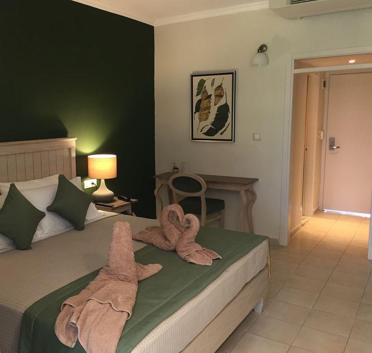 Deluxe Room Pine Green at kassandra Mare Hotel