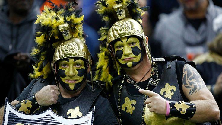 NFL Power Rankings: Eagles, Vikings, Saints lead eerie surprises at midseason - Yahoo Sports