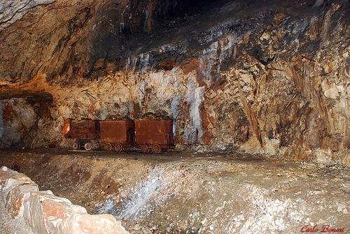 Parco minerario di San Silvestro - Parchi della Val di Cornia - Campiglia M.ma - 01 Agosto 2009, via Flickr. #InvasioniDigitali il 26 aprile alle 11:00  Invasore: Parchivalcornia #invasionidigitali