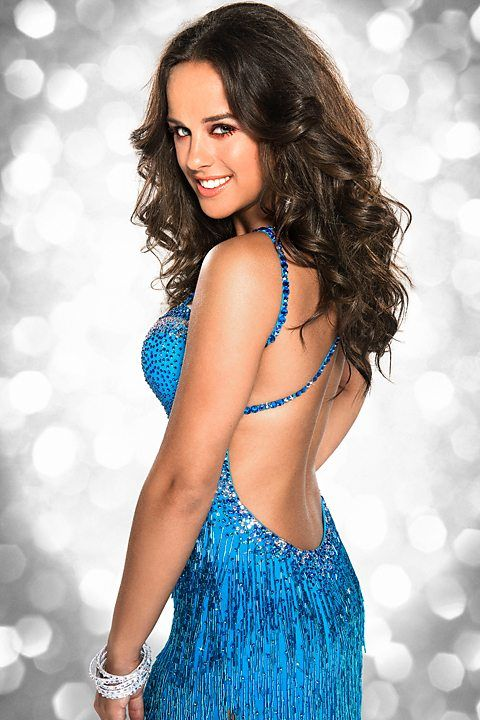 Strictly Come Dancing - Georgia May Foote -Soooooo pretty