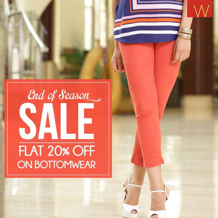 Shop for your favorite looks, the #WSale is on. #eoss #sale #ethnic #Wear #Indian #fashion #style #jewellery #designer #design #contemporary #kurta #kurti #india #chunni #dhupatta #drape #arm #neck #necklace #earrings #churidar #jeans #plazzos #fashionbottoms