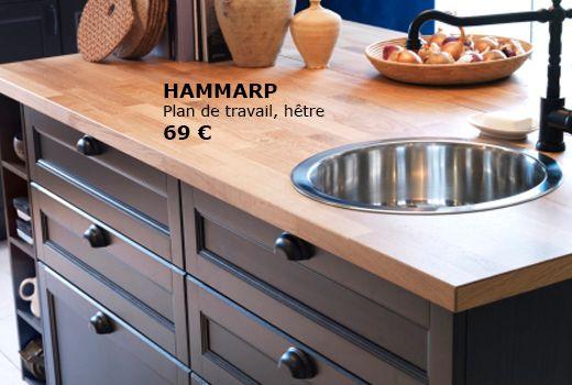 Plans de travail de cuisine - IKEA